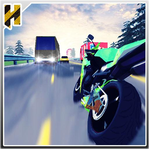 Download Traffic Motor Driving 1.7 APK PRO (Unlimited Everything)