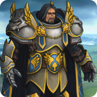 Download Turn-Based RPG & Strategy games 'Lords of Discord' 1.0.61 APK MOD (Unlimited Everything)