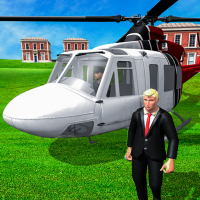 Download US President Escort Helicopter: Air Force VTOL 3D 1.7 APK PRO (Unlimited Everything)