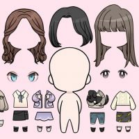 Download Unnie doll 4.6.4 APK MOD (Unlimited Everything)