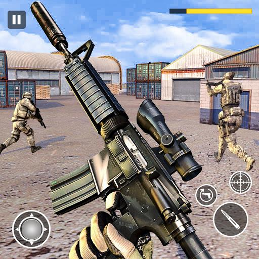 Army Commando Playground – New Free Games 2021 1.25 APK MOD (Unlimited Everything)