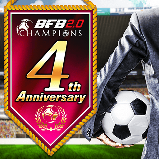 BFB Champions 2.0 ~Football Club Manager~ 4.0.0 APK MOD (Unlimited Everything)