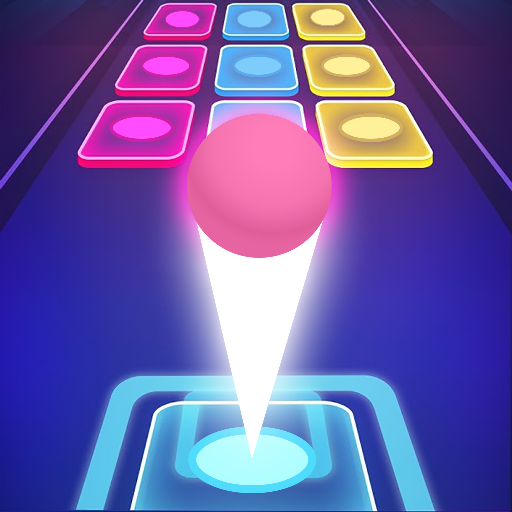 Beat Ball Dancing Color Hop  2.0 APK MOD (Unlimited Everything)