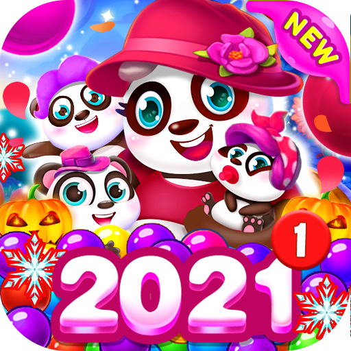 Bubble Shooter Free Panda 1.6.41 APK MOD (Unlimited Everything)