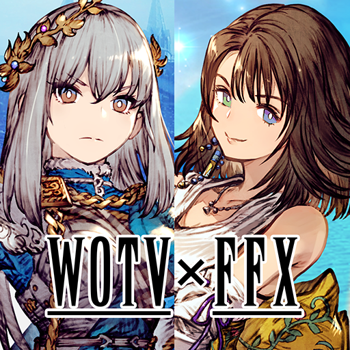 FFBE WAR OF THE VISIONS 3.0.0 APK MOD (Unlimited Everything)