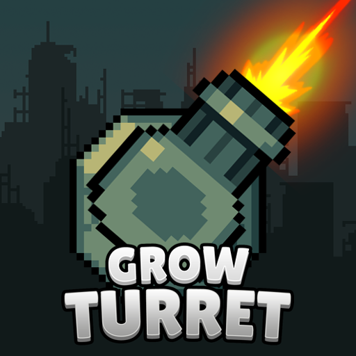 Grow Turret – Idle Clicker Defense  7.7.6 APK MOD (Unlimited Everything)