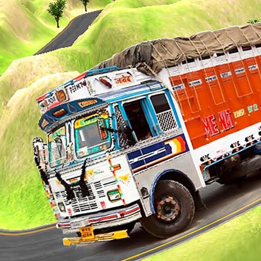 Indian Truck Offroad Cargo Delivery: Offline Games 1.1.4 APK MOD (Unlimited Everything)