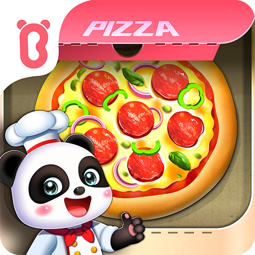 Little Panda's Space Kitchen – Kids Cooking  8.57.00.02 APK MOD (Unlimited Everything)