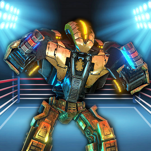 Real Robot Ring Boxing 1.16 APK MOD (Unlimited Everything)
