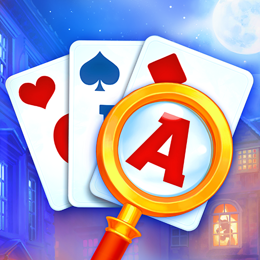 Solitaire: Detective Story 0.10 APK MOD (Unlimited Everything)