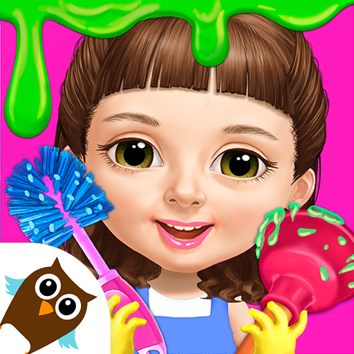 Sweet Baby Girl Cleanup 5 – Messy House Makeover 7.0.30032 APK MOD (Unlimited Everything)