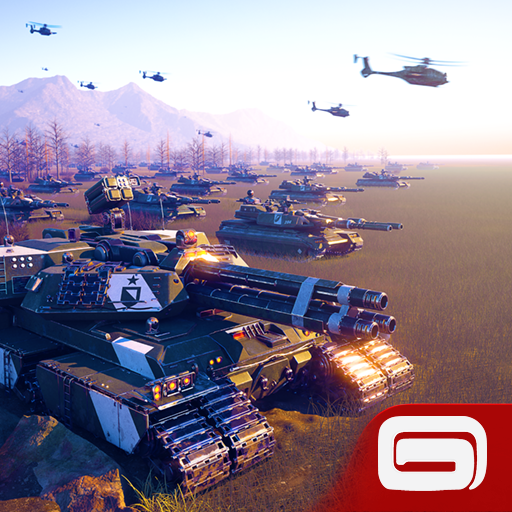 War Planet Online: Real Time Strategy MMO Game  3.9.1 APK MOD (Unlimited Everything)