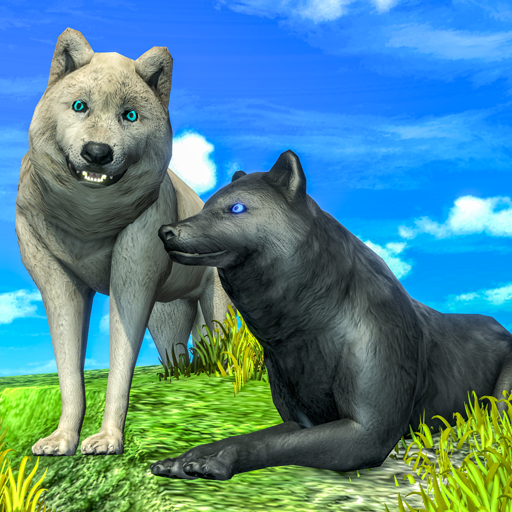 Arctic Wolf Games 2021 – Wildlife Family Simulator 19 APK MOD (Unlimited Everything)
