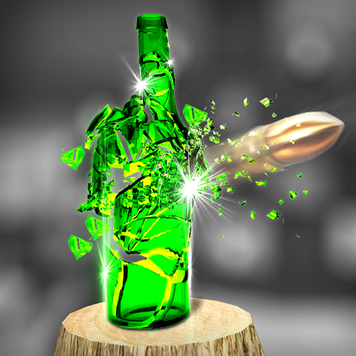 Bottle Shooting : New Action Games 3.6 APK MOD (Unlimited Everything)