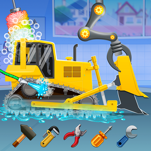 Kids Truck Games: Car Wash & Road Adventure 1.0.8 APK MOD (Unlimited Everything)