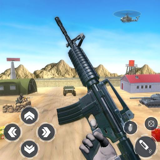 New Shooting Games 2021: Free Gun Games Offline 2.0.10 APK MOD (Unlimited Everything)