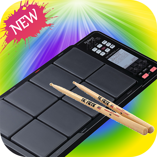 Real Electro Drum Pad – Hip Hop Electro Music Drum 10.0 APK MOD (Unlimited Everything)