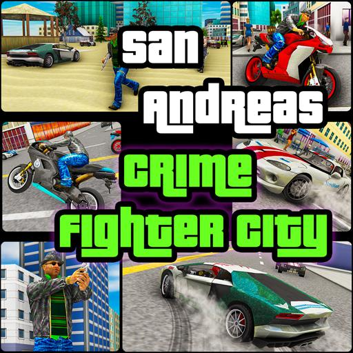 San Andreas Crime Fighter City 1.6 APK MOD (Unlimited Everything)