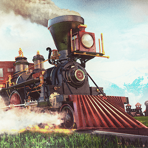 SteamPower 1830 Railroad Tycoon 63 APK MOD (Unlimited Everything)