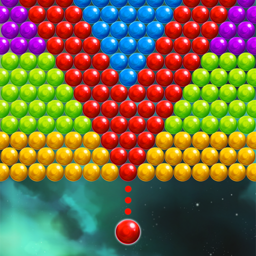 Bubble Shooter Space  3.2 APK MOD (Unlimited Everything)