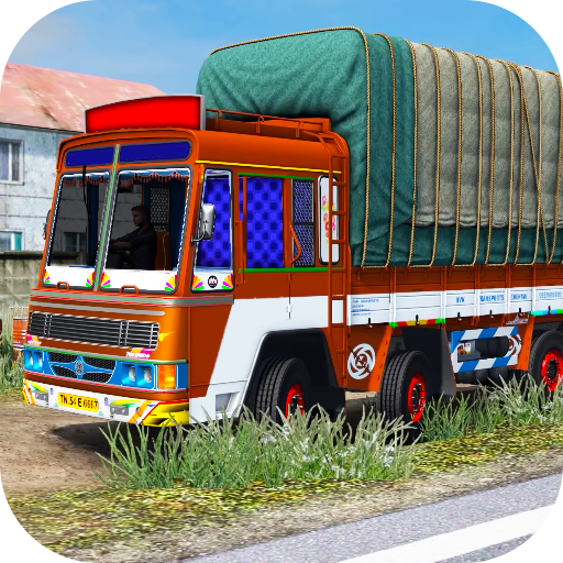 City Cargo Truck Driving 2021: Euro Truck Sim Varies with device APK MOD (Unlimited Everything)