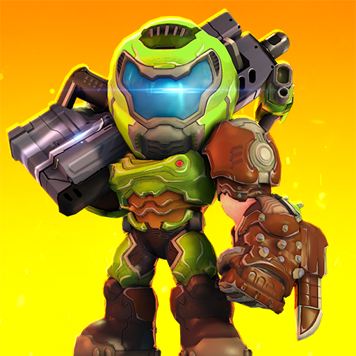 Mighty DOOM 0.8.0 APK MOD (Unlimited Everything)