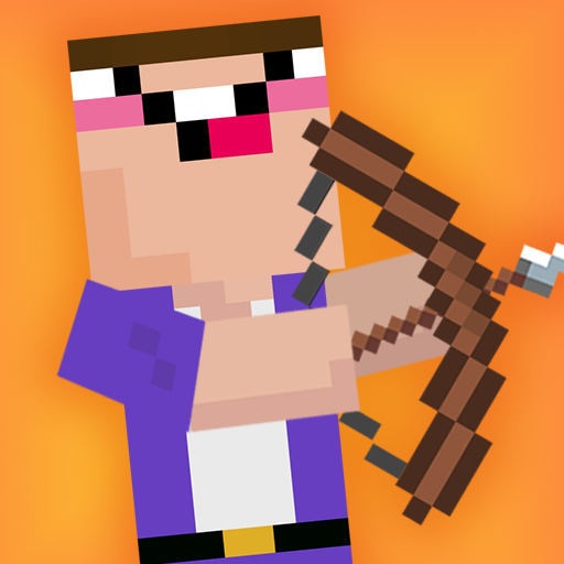 Mr Noob vs 1000 zombies – Lucky Block story 2.5.1 APK MOD (Unlimited Everything)