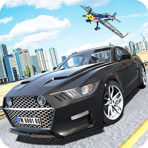 Muscle Car Mustang 1.5 APK MOD (Unlimited Everything)