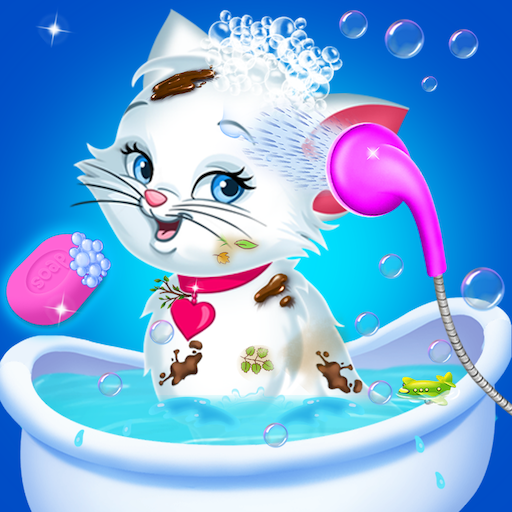 Pet Vet Care Wash Feed & Play – Animal Doctor 2.0 APK MOD (Unlimited Everything)