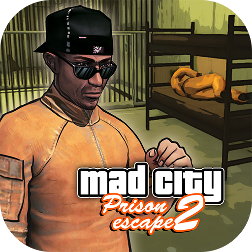Prison Escape 2 New Jail Mad City Stories 5.04 APK MOD (Unlimited Everything)