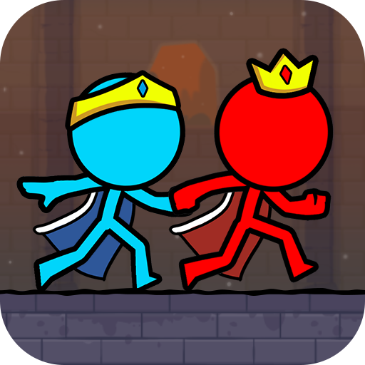 Red and Blue Stickman : Season 2 1.4.5 APK MOD (Unlimited Everything)