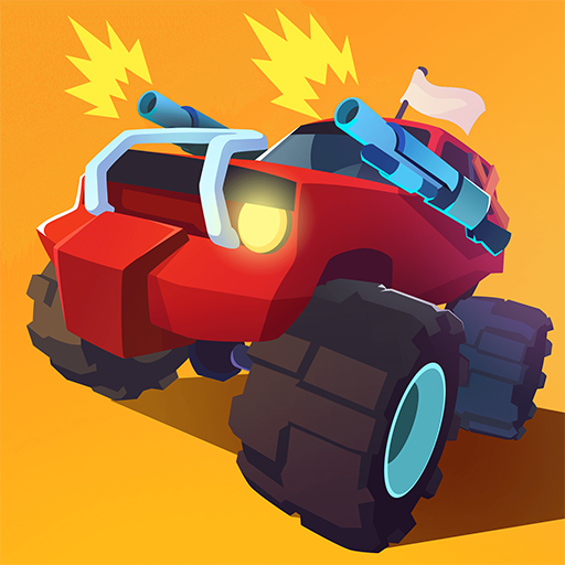 Smash racing: drive from cops, make an epic crash! 4.2.10 APK MOD (Unlimited Everything)