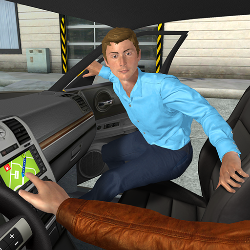 Taxi Game 2  2.3.0 APK MOD (Unlimited Everything)