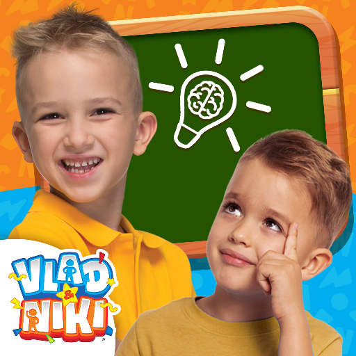 Vlad and Niki – Smart Games  2.7 APK MOD (Unlimited Everything)