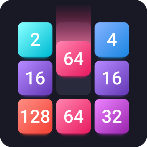 2048: Drop And Merge 1.6.1 APK MOD (Unlimited Everything)