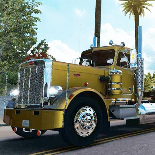 American Truck Real Driving Cargo Simulator 2021 2 APK MOD (Unlimited Everything)
