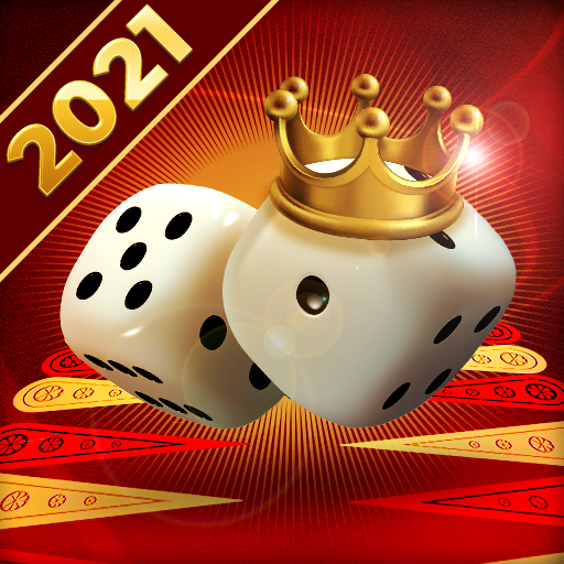 Backgammon King Online – Free Social Board Game  2.12.8 APK MOD (Unlimited Everything)