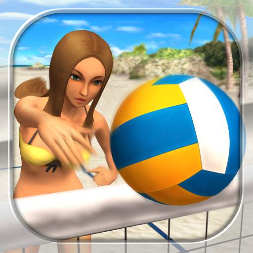 Beach Volleyball Paradise 1.0.4 APK MOD (Unlimited Everything)