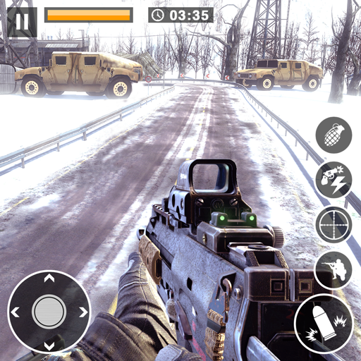 Call for War: Survival Games Free Shooting Games 6.1 APK MOD (Unlimited Everything)