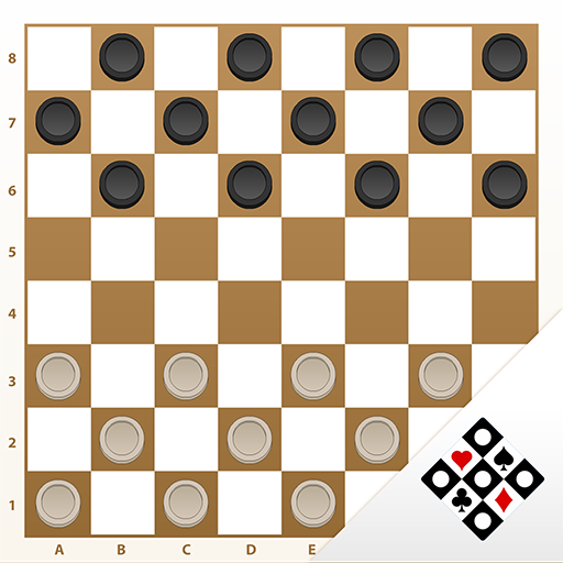 Checkers Online: board game 108.1.32 APK MOD (Unlimited Everything)