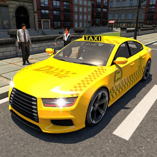 City Taxi Car Tour – Taxi Cab Driving Game 1.2 APK MOD (Unlimited Everything)