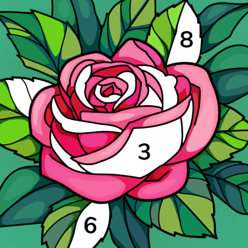 Color Flow Color by Number. Coloring games  1.12.1 APK MOD (Unlimited Everything)