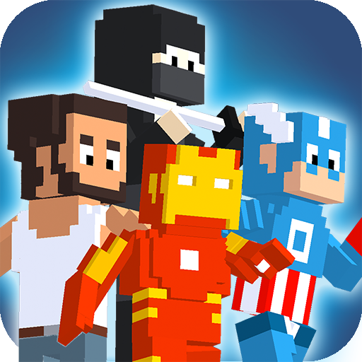 Crossy Heroes: Avengers of Smashy City 1.22.2 APK MOD (Unlimited Everything)