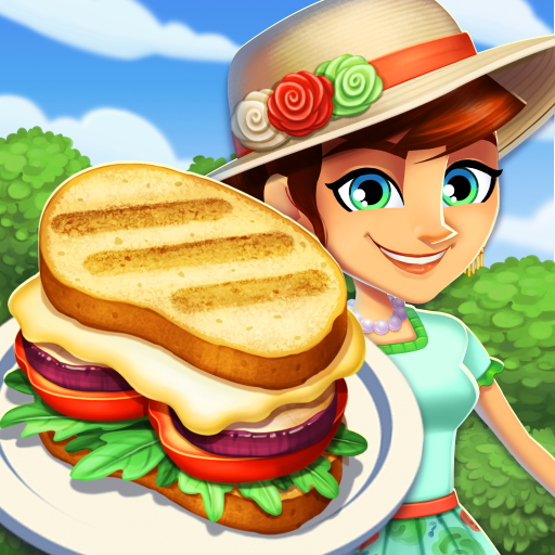 Diner DASH Adventures – Cook Fast & Beat the Clock 1.24.11 APK MOD (Unlimited Everything)