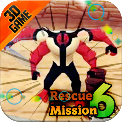 Earth Protector: Rescue Mission 6 9.0 APK MOD (Unlimited Everything)