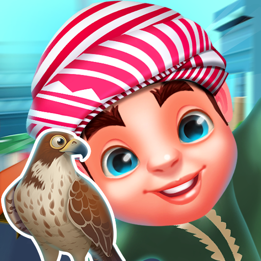 Falcon Dash – Obstacle Course Arab Runner 1.0.7 APK MOD (Unlimited Everything)