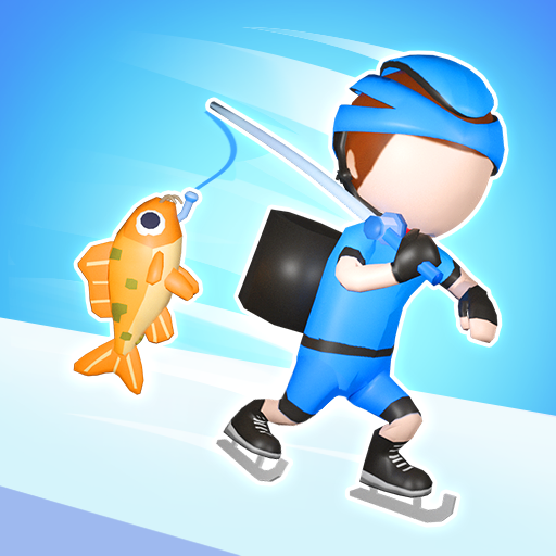 Fishing Race  0.4 APK MOD (Unlimited Everything)