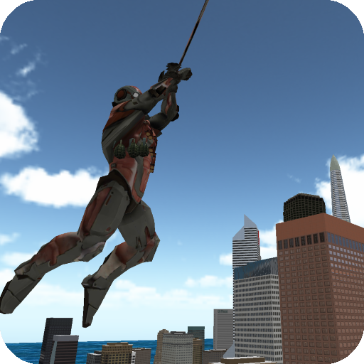 Fly A Rope 1.7 APK MOD (Unlimited Everything)