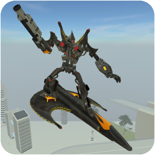 Future Robot Fighter 1.5 APK MOD (Unlimited Everything)