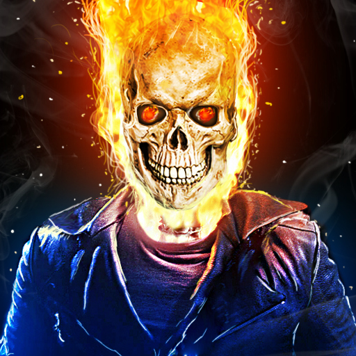 Ghost Ride 3D 3.8 APK MOD (Unlimited Everything)
